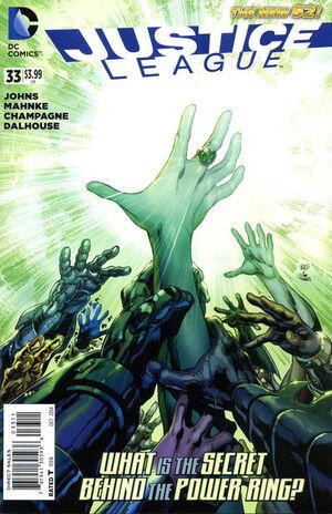 Justice League Vol 2 33