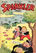 Sparkler Comics Vol 2 35