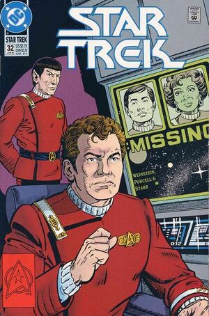Star Trek (DC) Vol 2 32