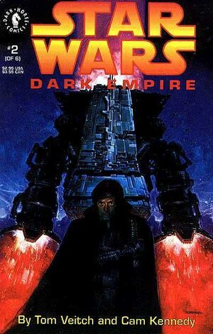 Star Wars Dark Empire Vol 1 2