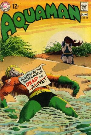Aquaman Vol 1 45
