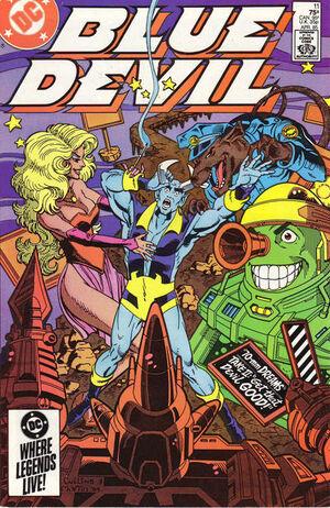 Blue Devil Vol 1 11