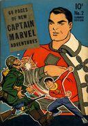 Captain Marvel Adventures Vol 1 2