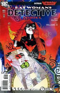 Detective Comics Vol 1 855