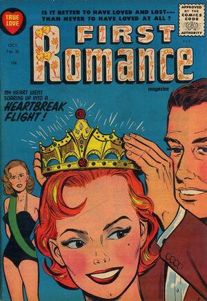 First Romance Magazine Vol 1 36