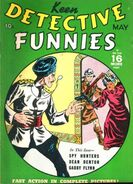 Keen Detective Funnies Vol 1 9