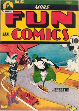 More Fun Comics Vol 1 63