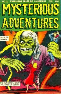 Mysterious Adventures Vol 1 12