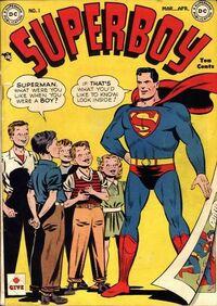 Superboy Vol 1 1
