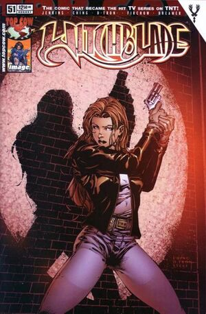 Cover for Witchblade #51 (2001)