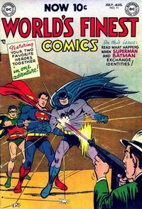 World's Finest Comics Vol 1 71