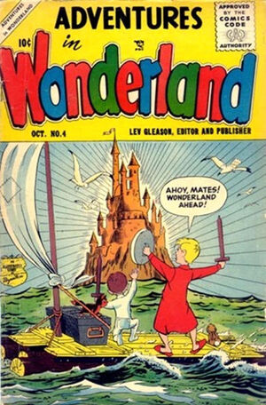 Adventures in Wonderland Vol 1 4
