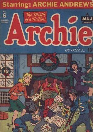 Archie Vol 1 6
