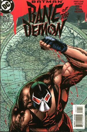 Batman Bane of the Demon Vol 1 1