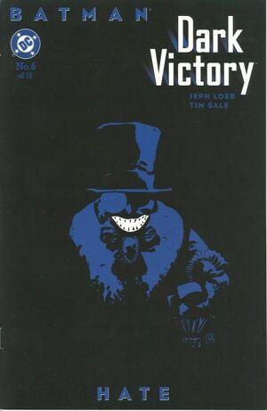 Batman Dark Victory Vol 1 6
