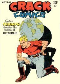 Crack Comics Vol 1 54
