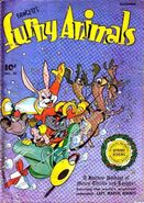 Fawcett's Funny Animals Vol 1 45