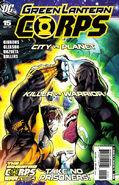 Green Lantern Corps Vol 2 15