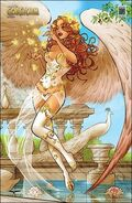 Grimm Fairy Tales Presents Godstorm Vol 1 4-C