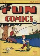 More Fun Comics Vol 1 22