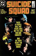 Suicide Squad Vol 1 1