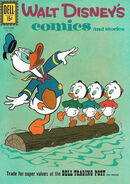 Walt Disney's Comics and Stories Vol 1 254