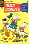 Walt Disney's Comics and Stories Vol 1 327
