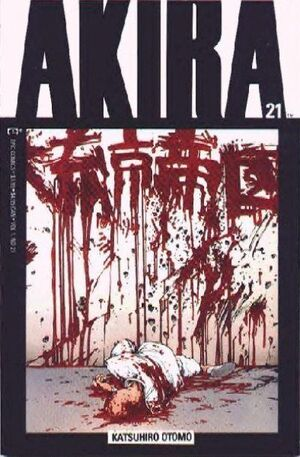 Akira Vol 1 21