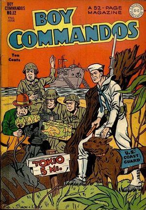 Boy Commandos Vol 1 12