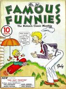Famous Funnies Vol 1 36