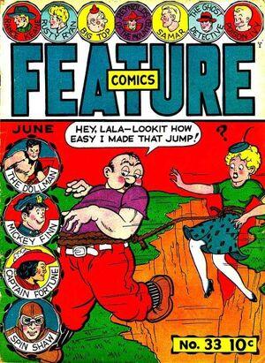 Feature Comics Vol 1 33