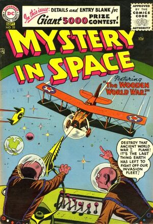 Mystery in Space Vol 1 33