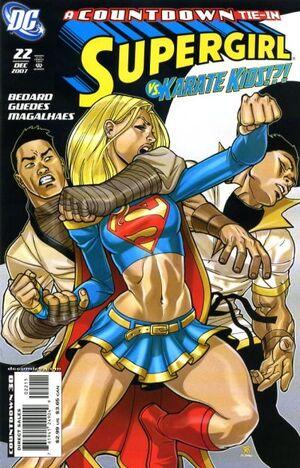 Supergirl Vol 5 22