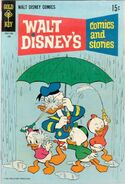 Walt Disney's Comics and Stories Vol 1 345