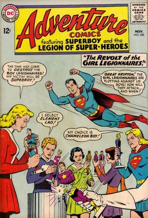 Adventure Comics Vol 1 326