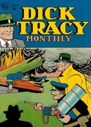Dick Tracy Monthly Vol 1 2