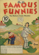 Famous Funnies Vol 1 35