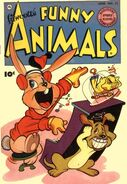 Fawcett's Funny Animals Vol 1 71