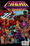 Freak Force Vol 1 3