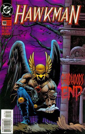 Hawkman Vol 3 18