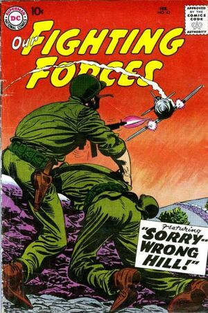 Our Fighting Forces Vol 1 42