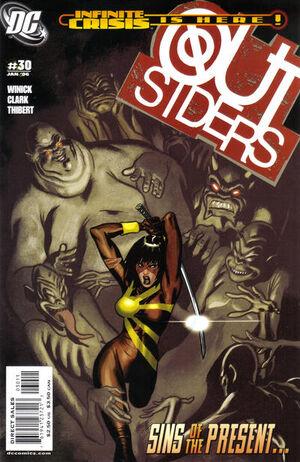 Outsiders Vol 3 30