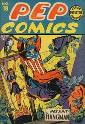 Pep Comics Vol 1 18