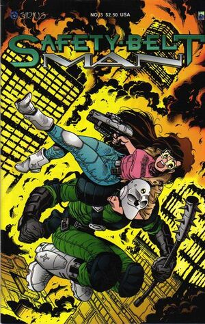 Safety-Belt Man Vol 1 3