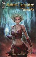 Salem's Daughter The Haunting Vol 1 1