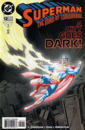 Superman Man of Tomorrow Vol 1 12