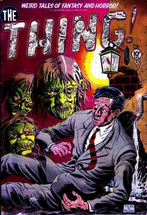 The Thing Vol 1 1