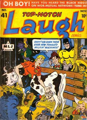 Top-Notch Laugh Comics Vol 1 41