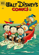 Walt Disney's Comics and Stories Vol 1 130