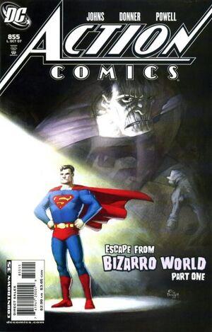 Action Comics Vol 1 855